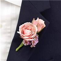 1 800 Flowers Pink Ring Bearer Boutonniere