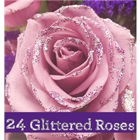 24-Glitter-Roses-by-Flowerama